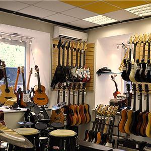 Музыкальные магазины Вербилков