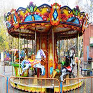 Парки культуры и отдыха Вербилков