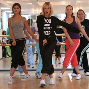 Школы танцев Вербилков