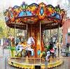 Парки культуры и отдыха в Вербилках