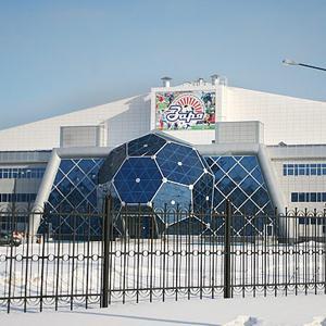 Спортивные комплексы Вербилков
